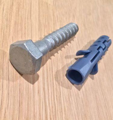 produktbillede af skruer