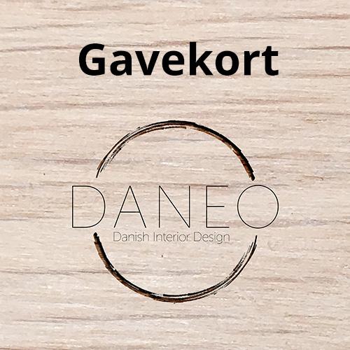 gavekort daneo